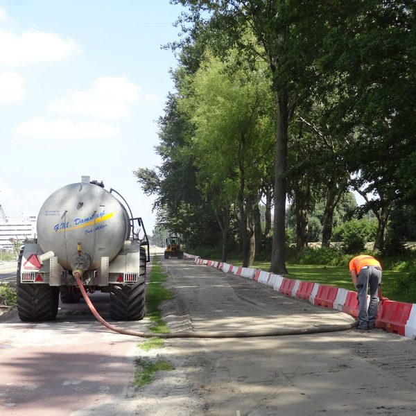 kunststof barriers rotterdam